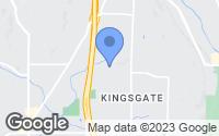 Map of Kirkland, WA
