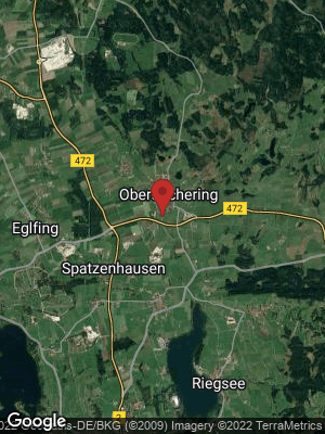 Google Map of Obersöchering