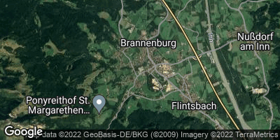 Google Map of Brannenburg