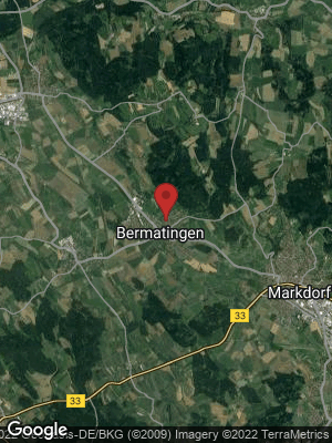 Google Map of Bermatingen
