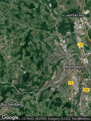 Google Map of Thingers