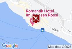 Seeböckenhotel Zum Weissen Hirschen - Karte