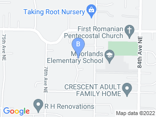 Map of Best Loved Pets Dog Boarding options in Kenmore | Boarding