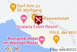 Hotel Scalaria - Karte
