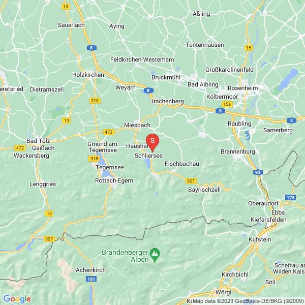 Ferienpark Schliersbergalm