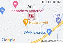 Friesacher Stadl - Karte