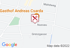 Andreas Csarda - Karte