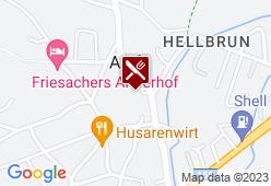 Friesacher - Karte
