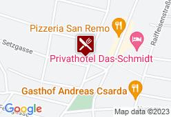Hotel Drescher - Karte