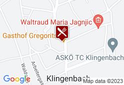 Gasthof & Catering Gregorits - Karte