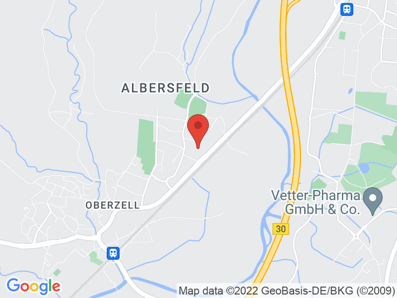 Map of ADLON Intelligent Solutions GmbH