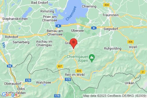 Karte Marquartstein