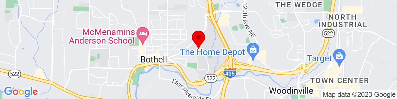 Google Map of 47.7619915, -122.1930025