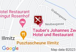 Johannes-Zeche - Karte