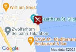 Seegasthof Fischer Wirt - Karte