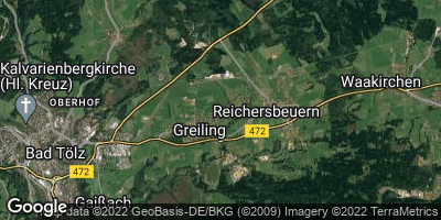 Google Map of Greiling