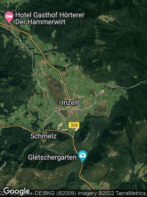 Google Map of Inzell