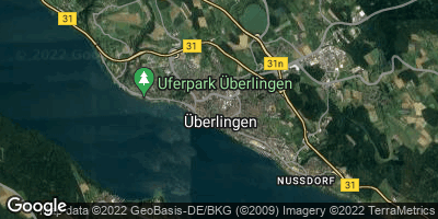 Google Map of Überlingen