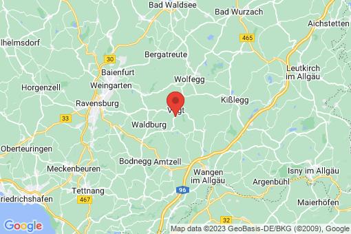 Karte Vogt