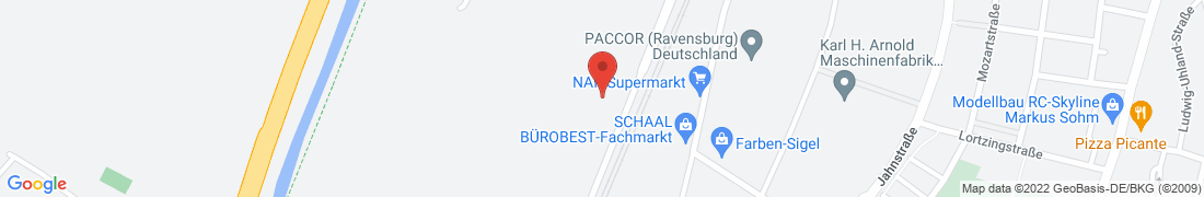 BayWa Technik Ravensburg Anfahrt
