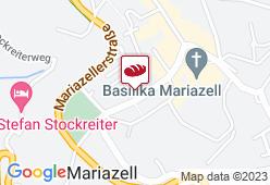 Mariazellerhof - Karte