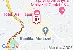 Brauhaus Mariazell - Karte