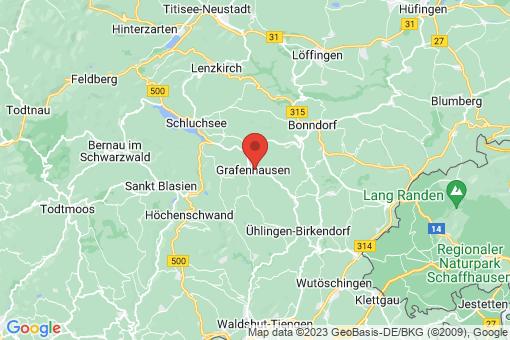 Karte Grafenhausen