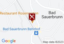 Rosengarten - Karte