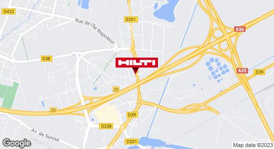 Hilti Store - Mulhouse / Sausheim