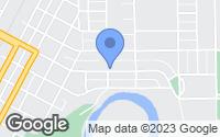 Map of Crookston, MN