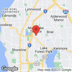 E-Z Corner Mart on the map