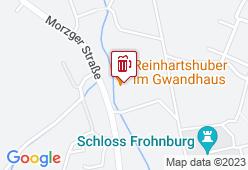 Restaurant im Gwandhaus - Karte