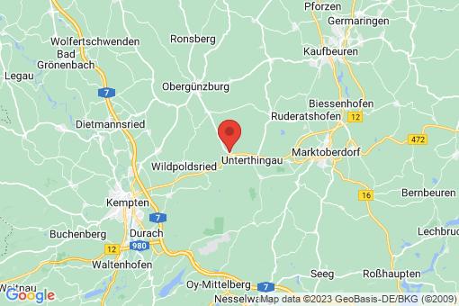 Karte Kraftisried