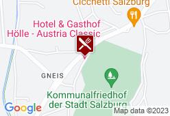 Gasthof Hölle - Karte