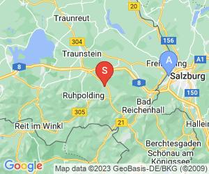 Karte für Soccerpark Inzell