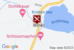 Landgasthof Batzenhäusl - Karte