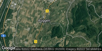 Google Map of Auggen