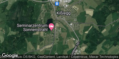 Google Map of Kißlegg