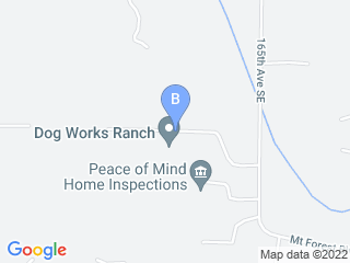 Map of Dog Works Ranch LLC Dog Boarding options in Monroe | Boarding
