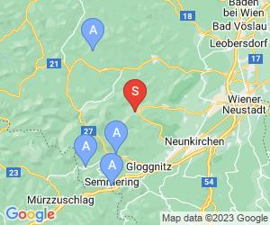 Karte für Puchberg am Schneeberg