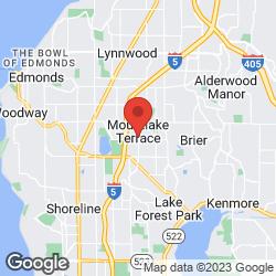 Terrace Animal Hospital on the map