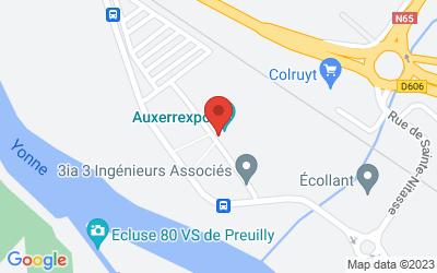 Auxerrexpo 1, rue des Plaines de l'Yonne89006 Auxerre Cedex