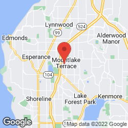 Mountlake Terrace Library on the map