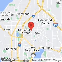 Cedar Terrace Apartments on the map