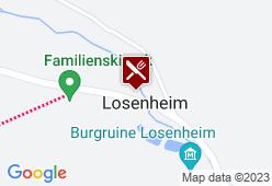 Forellenhof Familie Wanzenböck - Karte