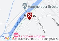 Grünauerhof - Karte