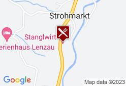 Stanglwirt - Karte