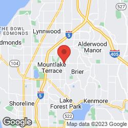 Mountlake Terrace Chevron on the map