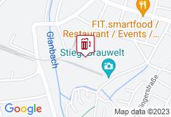 Stiegl Brauwelt - Karte