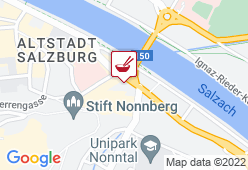 Café im Landesgericht - Karte
